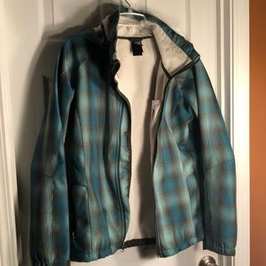 North Face jacket, gently used condition